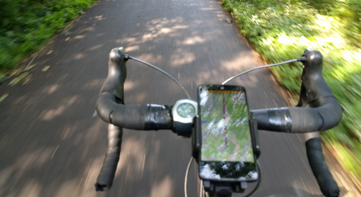Turn Android into an awesome cycling GPS