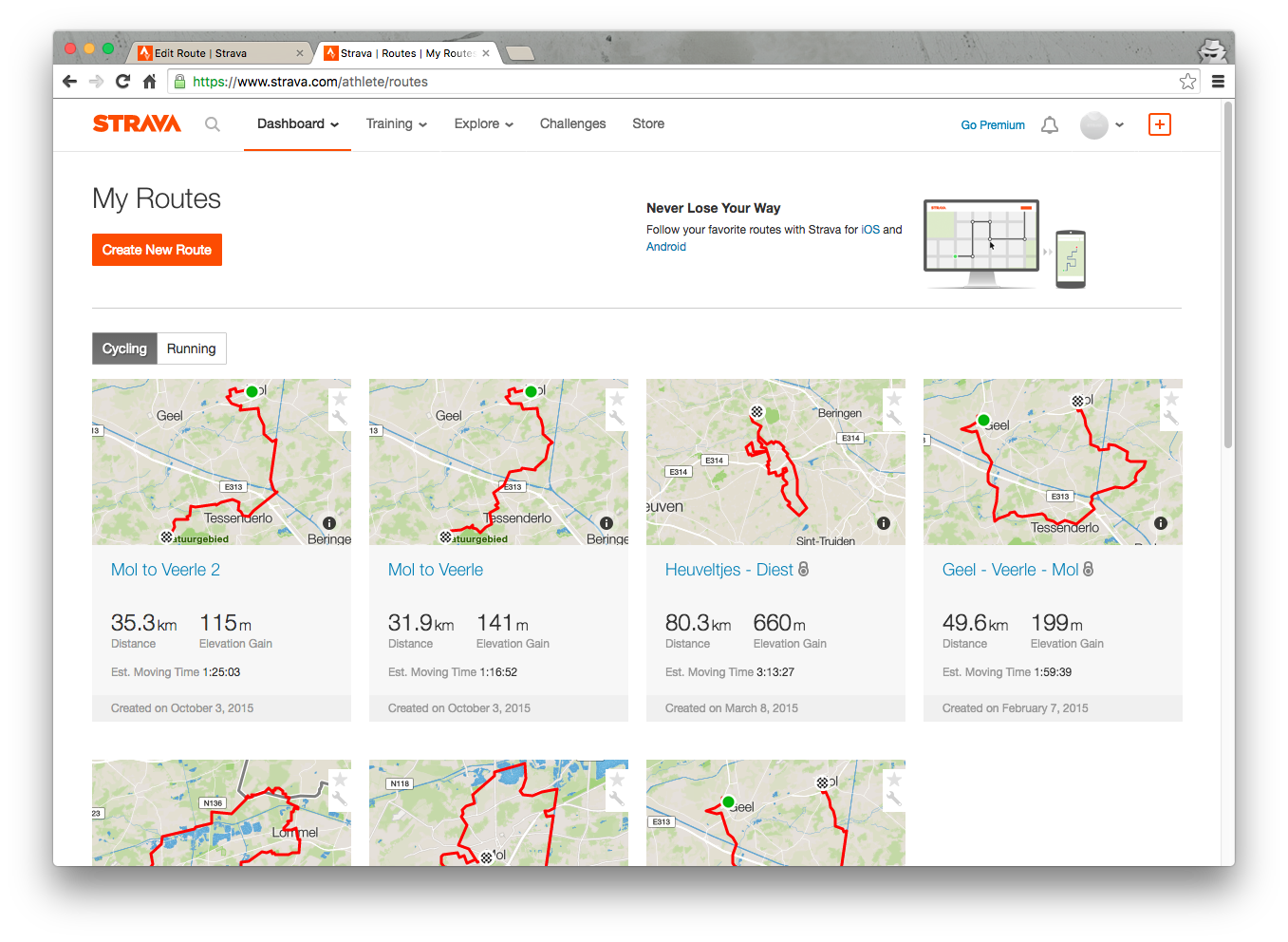Turn Android into an awesome cycling GPS - Jeroen Mols